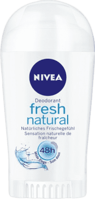 NIVEA Tuhý Dezodorant Fresh Natural 40ml