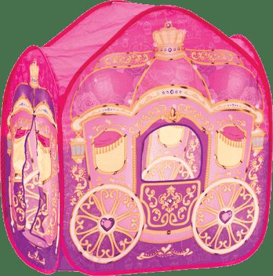 BINO Dziecięcy namiot - Karoca księżniczek