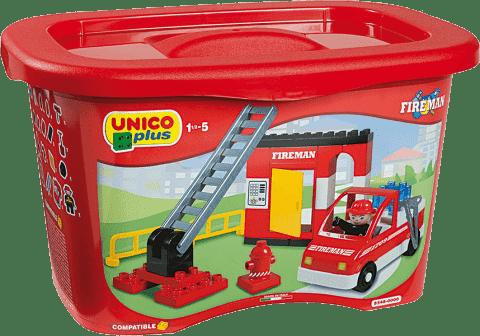 UNICO Zestaw klocków Straż pożarna