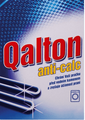 QALTon anti-calc ochrana pračky 750 g