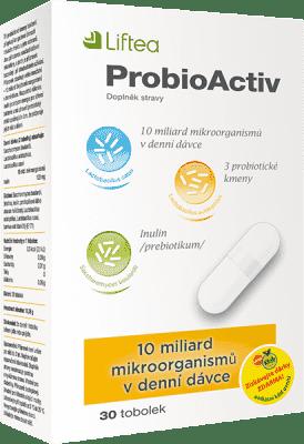 LIFTEA Probioactiv – 30 tob.