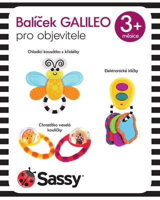 SASSY Balíček pre objaviteľa GALILEO (3+)