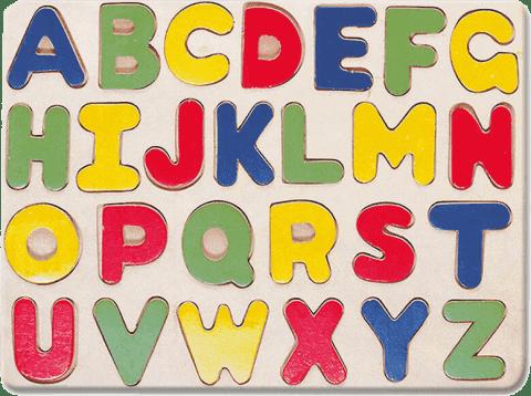 BINO Puzzle – abeceda 26 ks