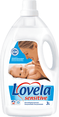 LOVELA Sensitive 3l – żel do prania