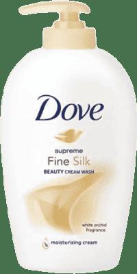 DOVE Jedwabiste mydło w płynie 250ml