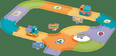 WADER Silnice pro děti – plast