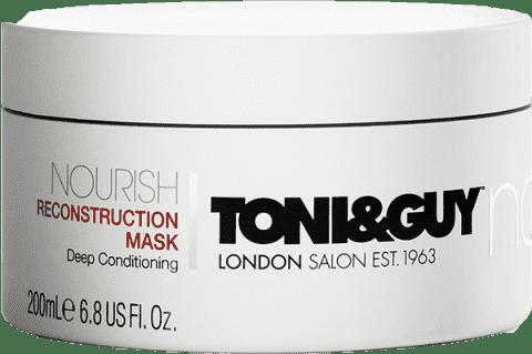 TONI&GUY Maseczka regenerująca do włosów zniszczonych 200 ml