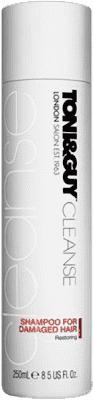 TONI&GUY Szampon szampon do włosów zniszczonych 250 ml