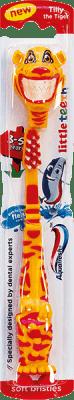 AQUAFRESH Little Teeth Soft – detská zubná kefka (rôzne druhy)