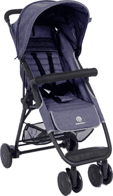 PETITE&MARS Wózek Fly Blue Melange