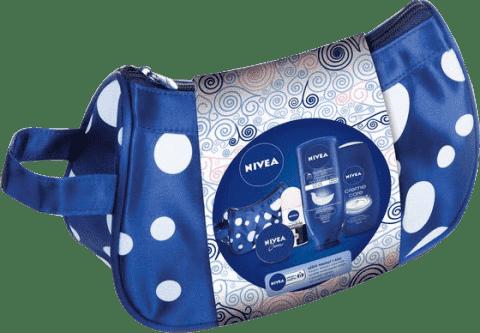 NIVEA Zestaw w praktycznej kosmetyczce SHOWERMILK