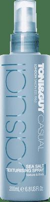 TONI&GUY Casual spray stylizujący z solą morską 200 ml
