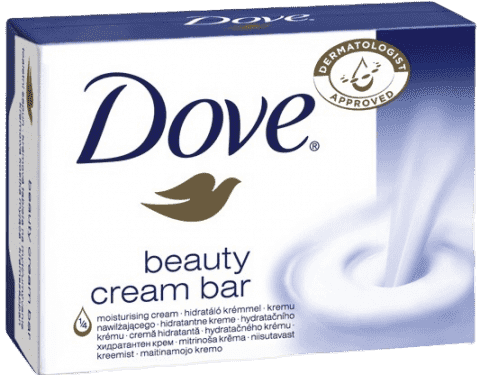 DOVE Kremowa tabletka Original 100g