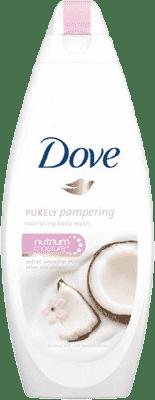 DOVE Coconut Milk sprchový gél s vôňou kokosového mlieka a kvetu jazmínu 250 ml