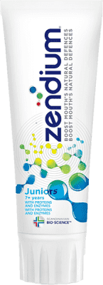 ZENDIUM Junior pasta do zębów 75 ml
