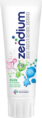 ZENDIUM Kids pasta do zębów 75 ml