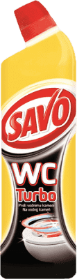 SAVO WC čistič Turbo 750ml