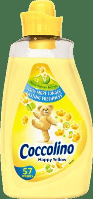 COCCOLINO Happy Yellow 2l - aviváž