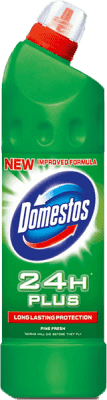 DOMESTOS 24h PLUS Pine Fresh 750ml