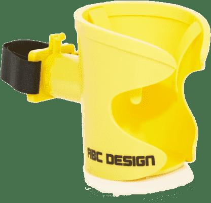 ABC DESIGN Uchwyt na napoje do wózka – citro