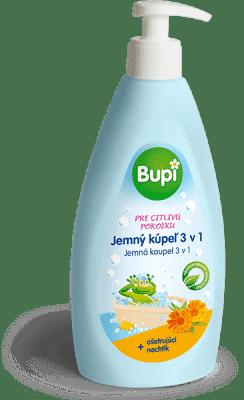BUPI Kąpiel 3w1