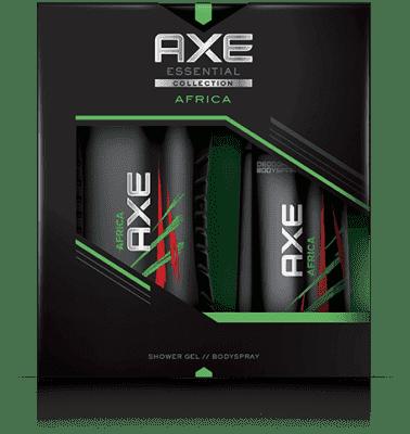 AXE Africa zestaw prezentowy