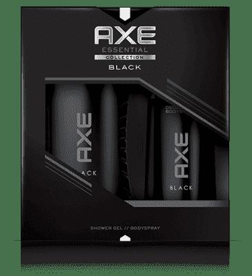 AXE Black zestaw prezentowy