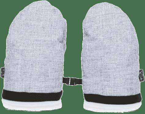 ABC DESIGN Rękawice – graphite grey