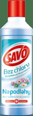 SAVO Na podlahy Jarní svěžest 1l