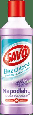 SAVO Płyn do podłóg Lawenda 1l