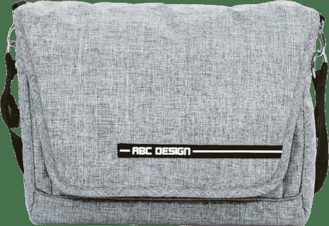 ABC DESIGN Prebaľovacia taška s podložkou Fashion - Graphite grey 2017