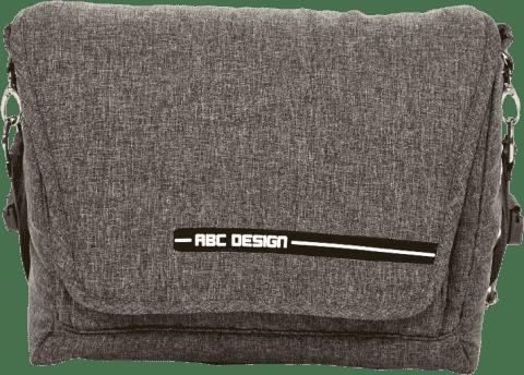 ABC DESIGN Prebaľovacia taška s podložkou Fashion - Track 2017