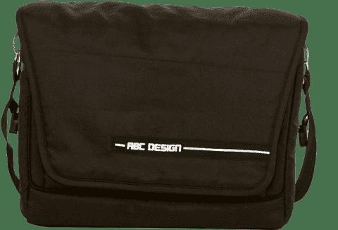 ABC DESIGN Prebaľovacia taška s podložkou Fashion - Coal 2017
