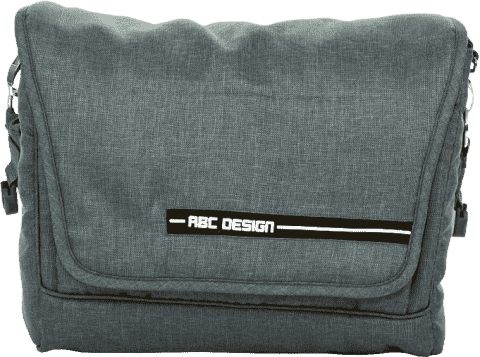 ABC DESIGN Prebaľovacia taška s podložkou Fashion - Gravel 2017