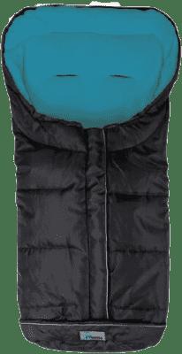 ALTABEBE Fusak zimný Easy Lux čierno-modrá
