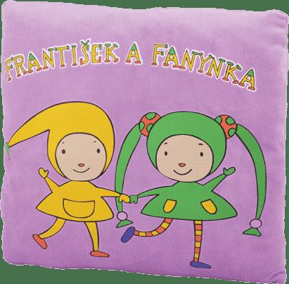 MIKRO TRADING Polštář František a Fanynka