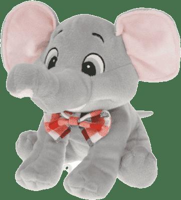 MIKRO TRADING Slon plyšový