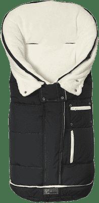 ALTABEBE Fusak zimný rozšířitelný TOP Guard čierno-biela