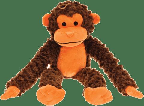 MIKRO TRADING Małpka pomarańczowa 56cm
