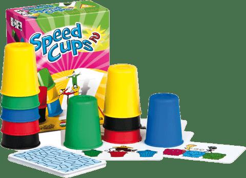 PIATNIK Speed Cups 2 (CZ, SK) - spoločenská hra