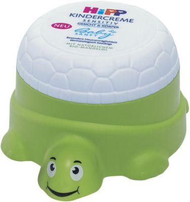 HIPP Babysanft Dětský krém SENSITIVE obličej & tělo (Želva), 100 ml