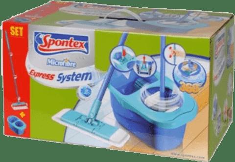 SPONTEX Express systém mop