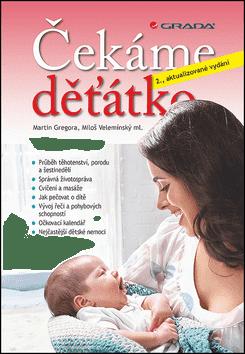 KNIHA Čekáme děťátko (CZ)