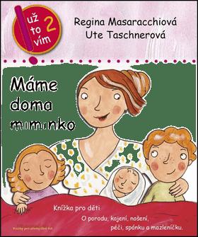 KNIHA Máme doma miminko (CZ)