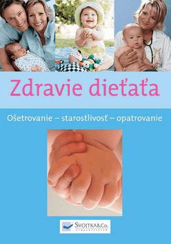 KNIHA Zdravie dieťaťa (SK)
