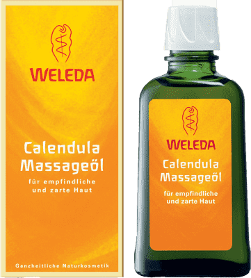 WELEDA Calendula olejek do masażu 100 ml