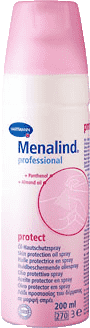 MENALIND Professional, Olejový spray na ochranu kůže