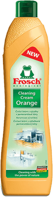 FROSCH EKO Tekutý písek pomeranč 500 ml