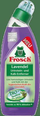 FROSCH EKO WC gel levandule 750 ml
