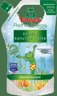 FROSCH EKO Tekuté mýdlo pro děti 500 ml - náhradní náplň